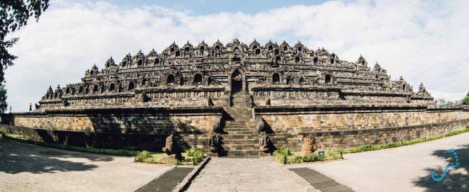 Toàn cảnh Borobudur