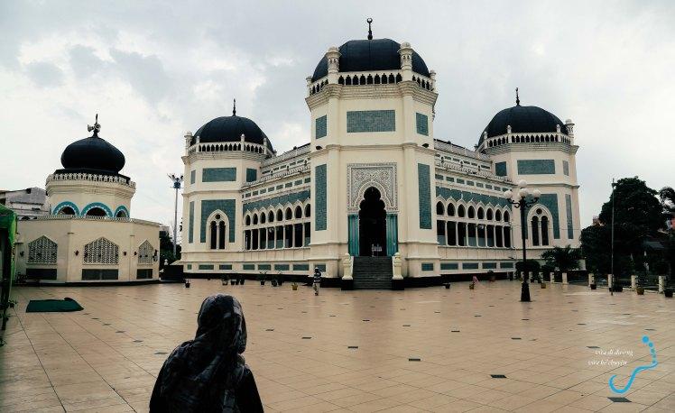 Đền thờ Hồi giáo Masjid Raya